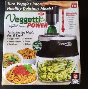 Veggetti Power